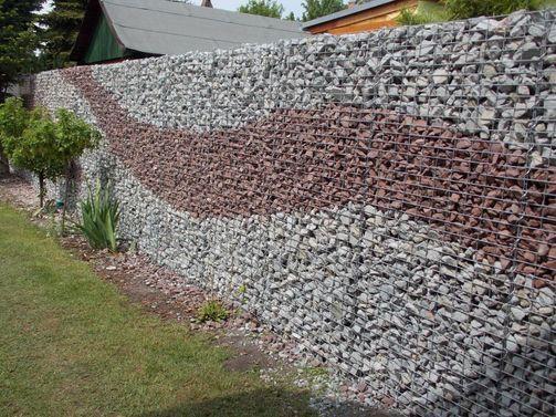 17 best Mauern, Zäune \ Sichtschutz images on Pinterest Decks - gartengestaltung sichtschutz stein