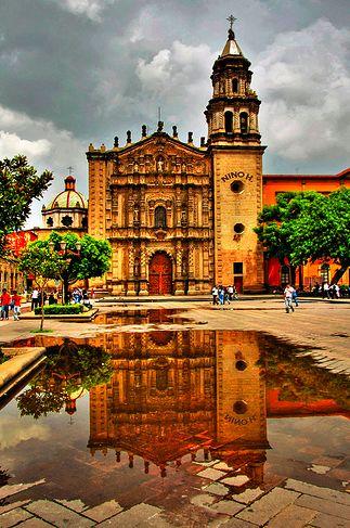 San Luis Potosí, México - Nuestra Señora del Carmen