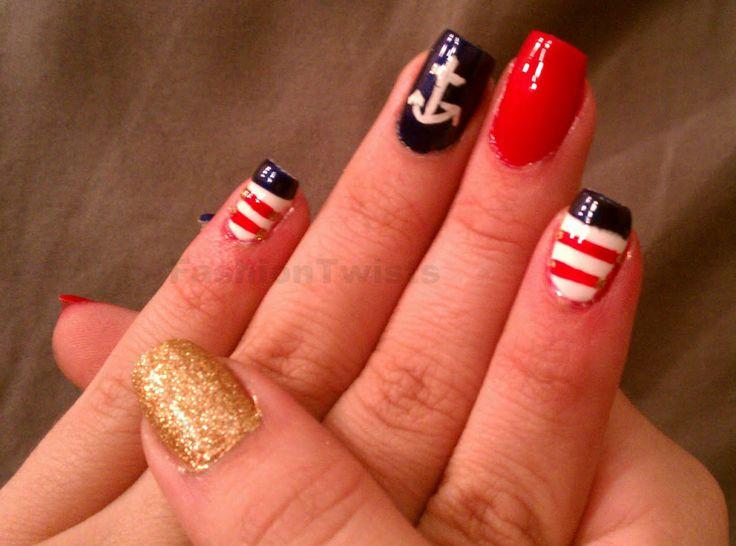 Usmc nail art choice image nail art and nail design ideas nails design bel air hours beautify themselves with sweet nails 17 best ideas about usmc nails prinsesfo Gallery