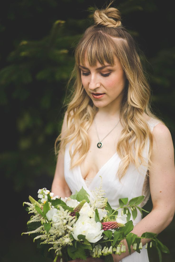 FESTIVAL BRIDES | Intimate Bohemian Same Sex Wedding Inspiration