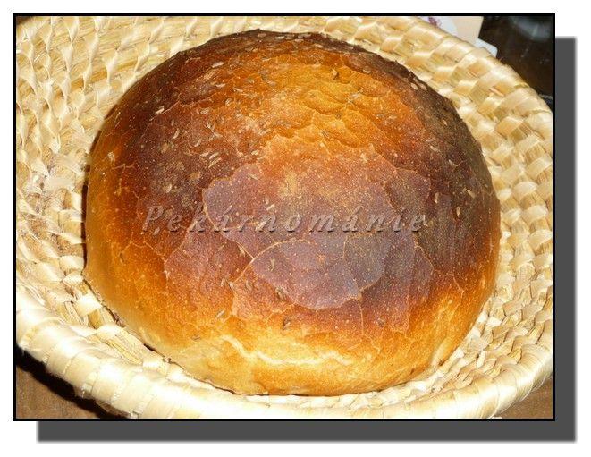 Základní chleba z remosky