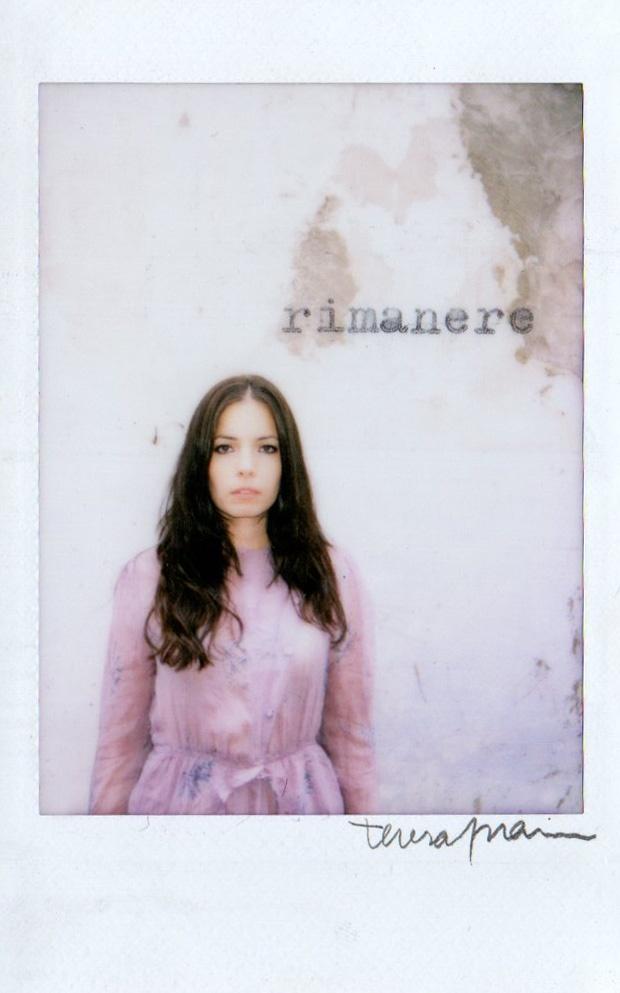 Rimanere - Paula Elena Ramos   www.attitudeatrome.com