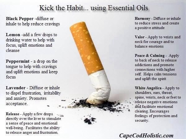 18 Best Quit Smoking Images On Pinterest Young Living