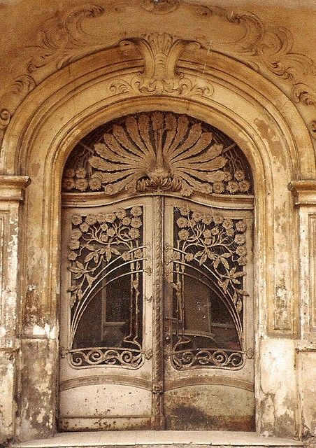 Beautiful doors...