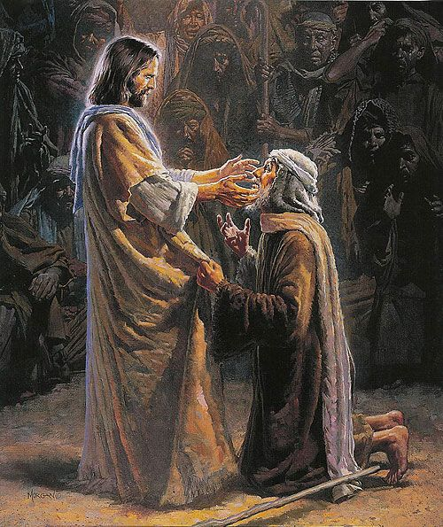 bible art jesus miracles - Google Search