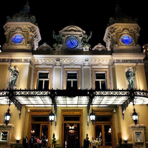 Casino de Monte-Carlo in Monaco