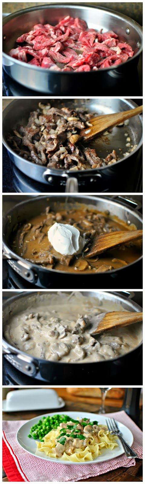 Beef Stroganoff.. Made this last night!! So easy and came out so GREAT!!!