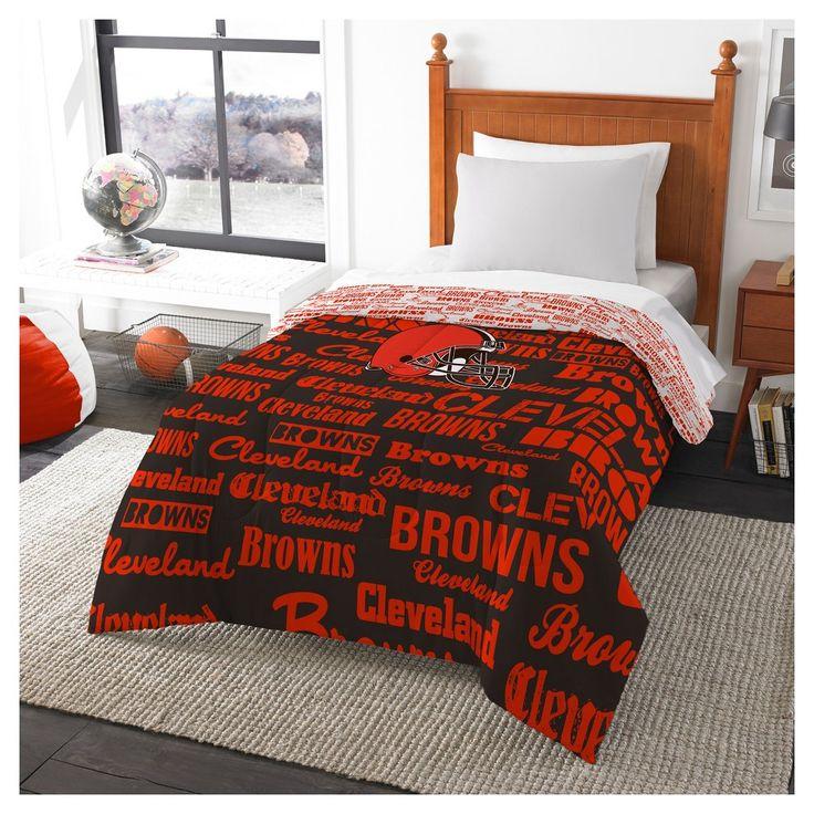 NFL Cleveland Browns Comforter