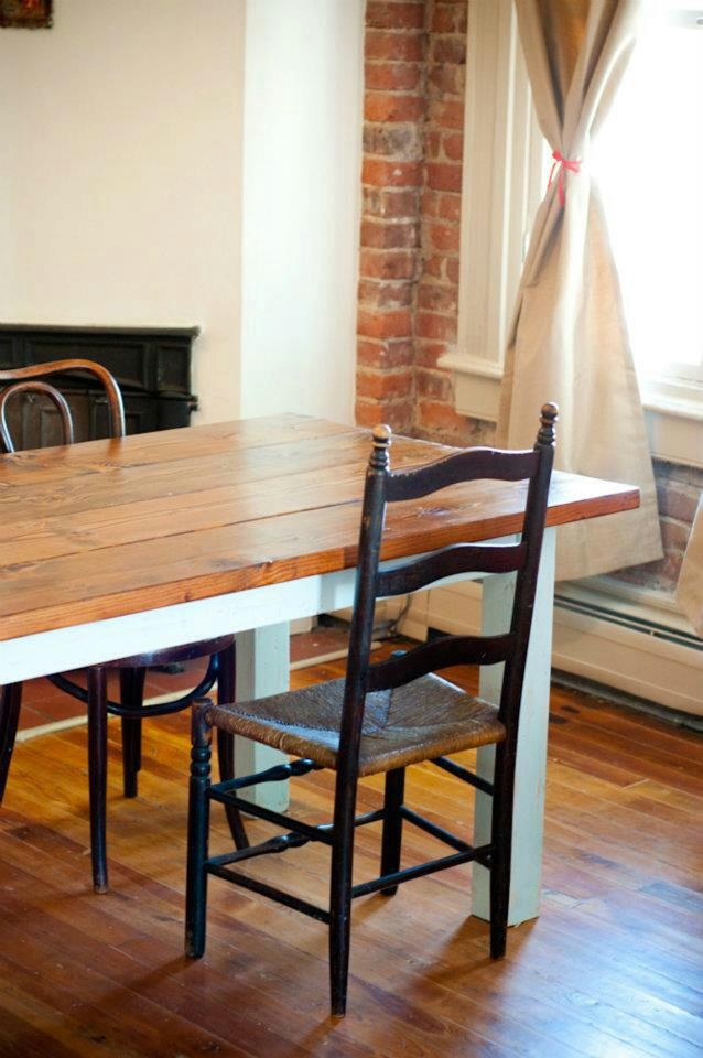 9 Best Farmhouse Table Amp Chairs Inspiration Images On