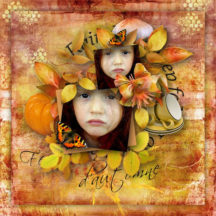 """""""Couleurs d'automne"""" by LouiseL, http://digital-crea.fr/shop/index.php?main_page=product_info&cPath=155_507&products_id=29108&zenid=7m4261uvec55o0seuotkkuti82, photo Adina Voicu, Pixabay"""