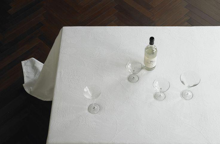 Society Limonta   Linen tablecloth  www.societylimonta.com