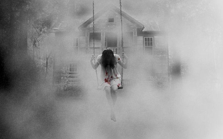 Girl In Blood by teratini.deviantart.com on @deviantART