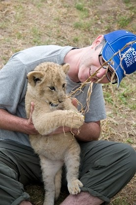 This could be you!  Seaview Lion Park Port Elizabeth 6018, South Africa