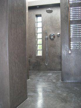 332 best tadelakt images on pinterest bathroom bathrooms and showers. Black Bedroom Furniture Sets. Home Design Ideas
