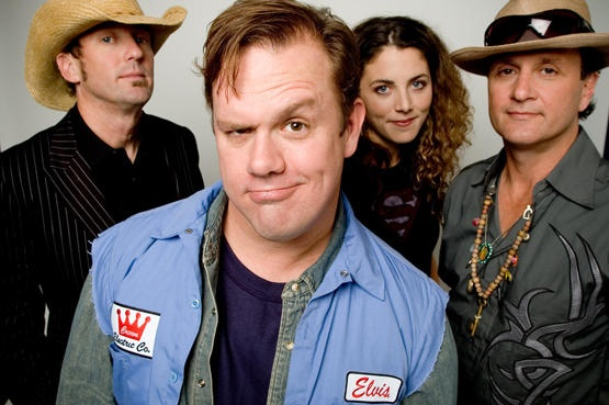 Cowboy Mouth - These guys made my dreams come true, and I am forever grateful for that.