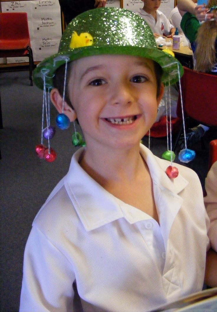 The World According to Cass: Easter Hat parade