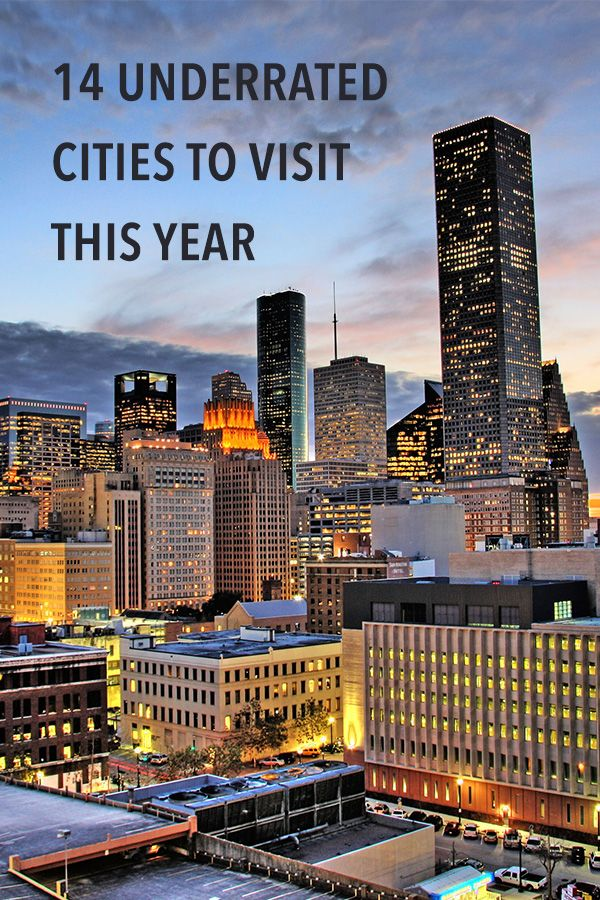 Whether you're heading south or west, there are plenty of cities in Texas and California that have been underrated by travelers. Check out these cities soon!