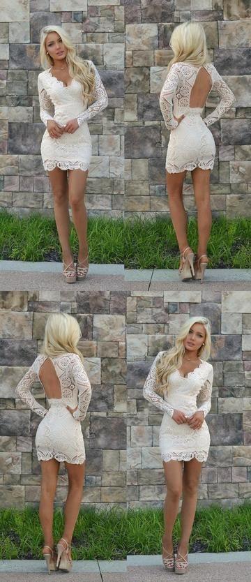 A-Line V-Neck Black Satin Pleated Short homecoming dress cg280 1