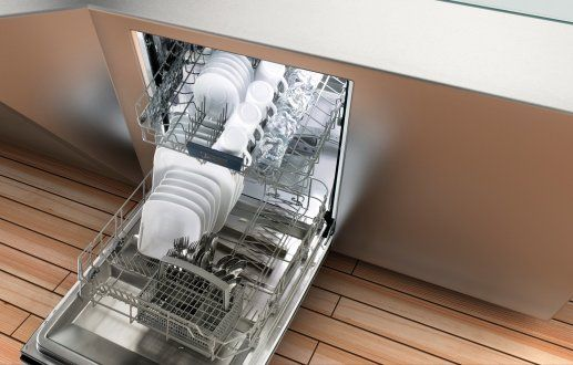 Myčka nádobí. Designová linie Simplicity od Gorenje. #gorenje #design #simplicity #spotrebice #appliances #home #domov #myckanadobi #mycka