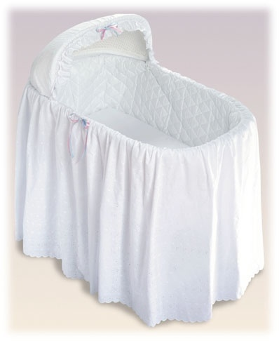 Bassinet Skirt Set 98