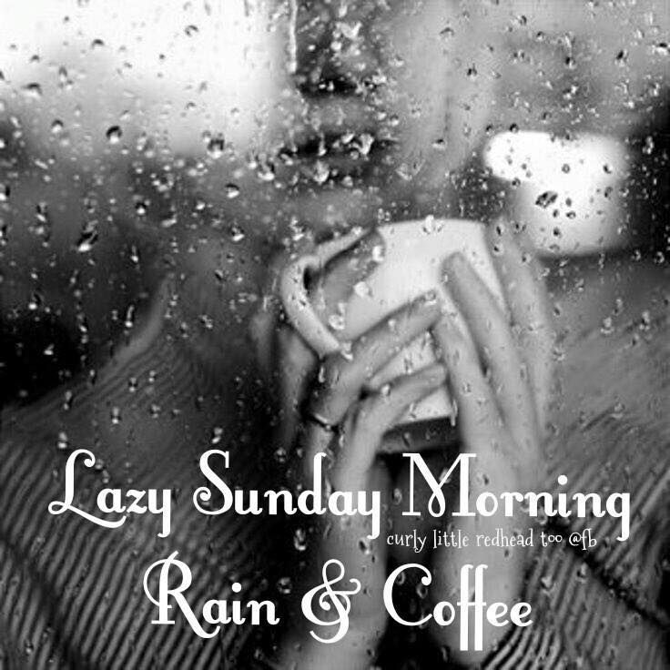 Don't forget the slow, lazy Sunday morning sex
