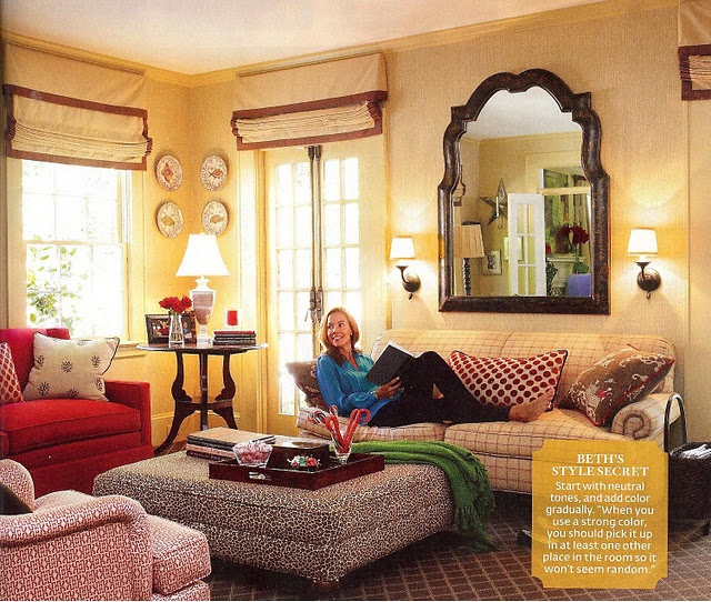 Southern Living Room: Page Not Found