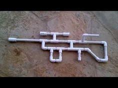 marshmallow gun diy painted - Google Search