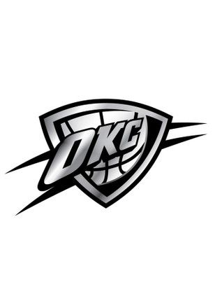 Oklahoma City Thunder Plastic Car Accessory Car Emblem