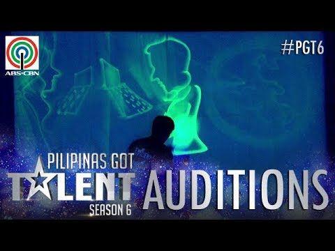 البوز في السعودية : Pilipinas Got Talent 2018 Auditions: The Magnificent Light Artists - Light Painting