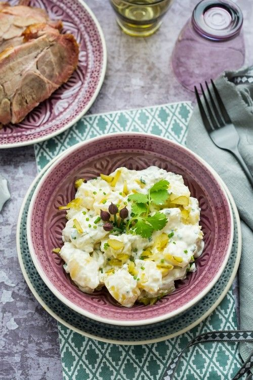 Snidlinges krumplisaláta recept