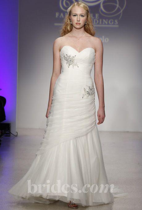 Disney Fairy Tale Weddings by Alfred Angelo Wedding Dresses - Fall/Winter 2013