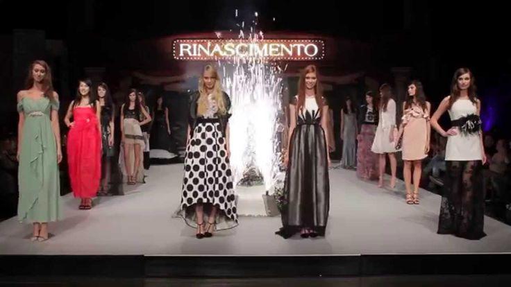 RINASCIMENTO FASHION SHOW Spring Summer 2015 #rinascimento#fashionshow#ss15#fashion