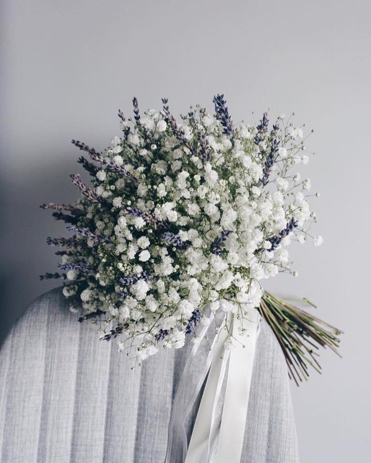 Lavendel und Baby Atemberaubendes Bouquet #hallmarkchannel #hearties
