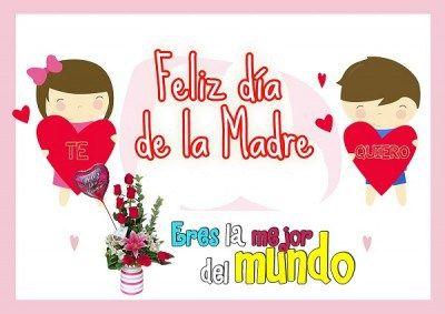 Frases Cortas Y Lindas En Imagenes Para EL Dia De Las Madres