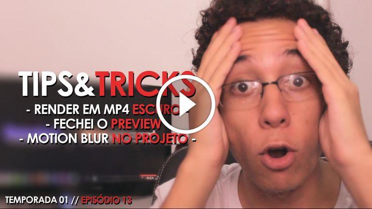Render em MP4 ESCURO, Preview Fechado e Motion Blur no Projeto // TIPS & TRICKS #13                                           Confira 50 DICAS E TRUQUES DE SONY VEGAS! ➨ http://www.youtube.com/watch?v=FGI8zHIdTrY -~-~~-~~~-~~-~- ▶ Site: http://brainstormtutoriais.com ▶ Facebook: http://fb.com/BrainstormTutoriais ▶ Twitter: http://twitter.com/BrainstormT  ▼ APRENDA MAIS SOBRE... edição de vídeo, Sony Vegas Pro (Software), Sony Vegas Tutorial, tutorial sony v