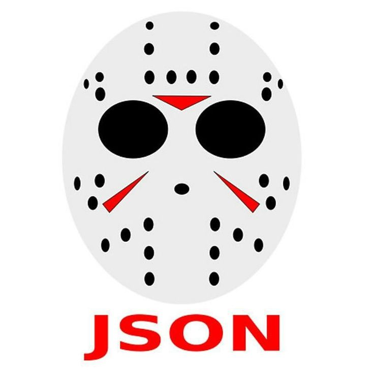 #nerdhumor #geek #json #javascript #vorhees