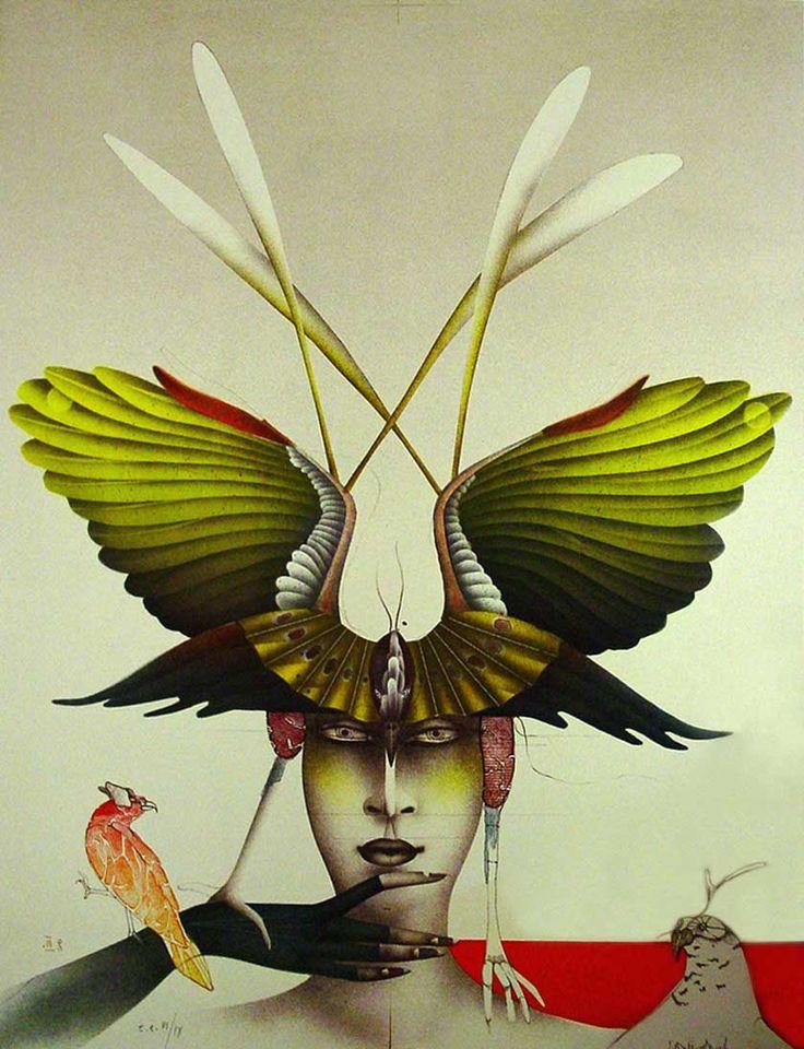 Gartenvogel 1985