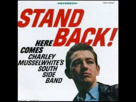 Charlie Musselwhite-No More Lonely Nights