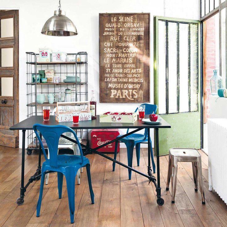 Oltre 25 fantastiche idee su mobili in stile industriale su pinterest - Maison du monde mobili bagno ...