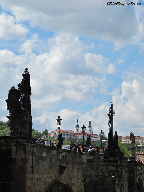 Karlův most #Prague #travel