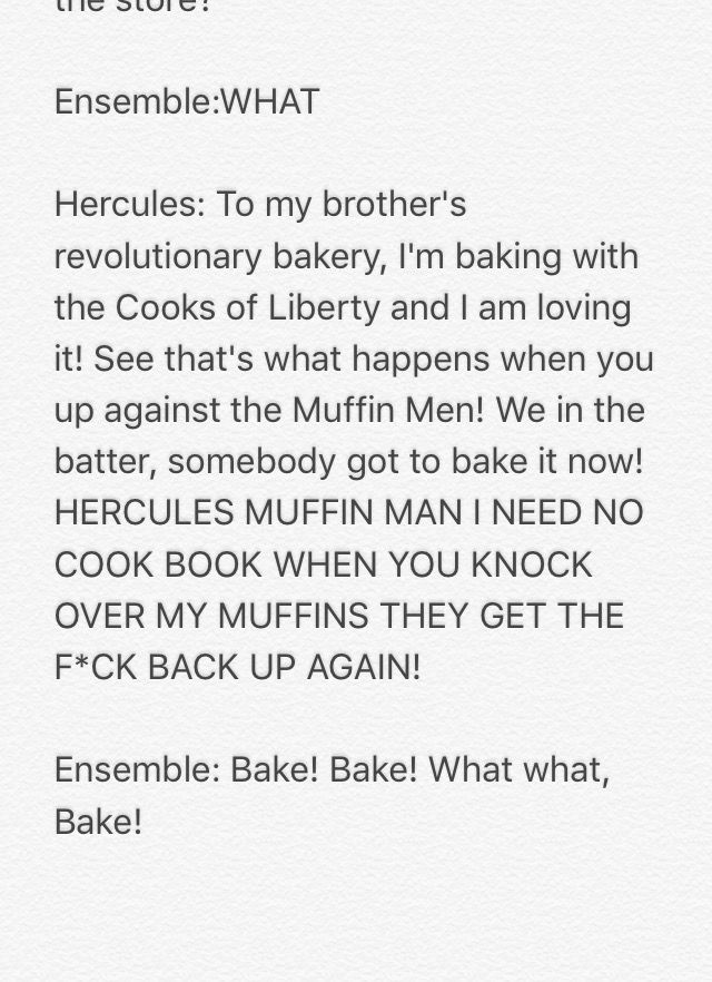 Part 2 of my original parody for Hercules's solo in Yorktown(The World Turned Upside Down)! Feel free to repin