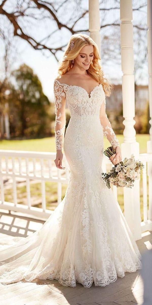 20 Stunning Trumpet Mermaid Wedding Dresses Mermaid Trumpet Wedding Dresses Wedding Dresses Wedding Dresses Taffeta