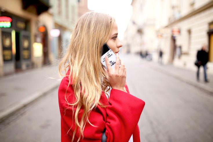 Jassica Mercedes z etui na Iphone 6 Marbellous z Iphoria