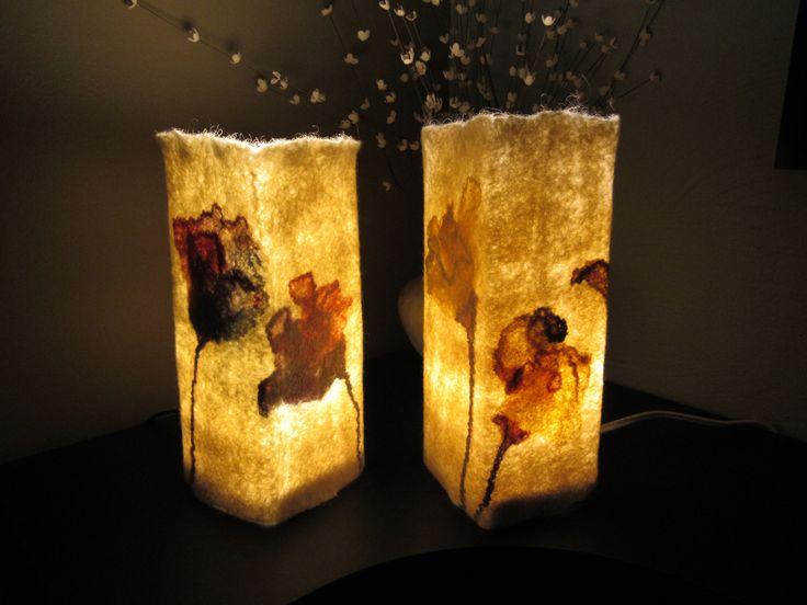 Luminary lamps - Maria Montalvo