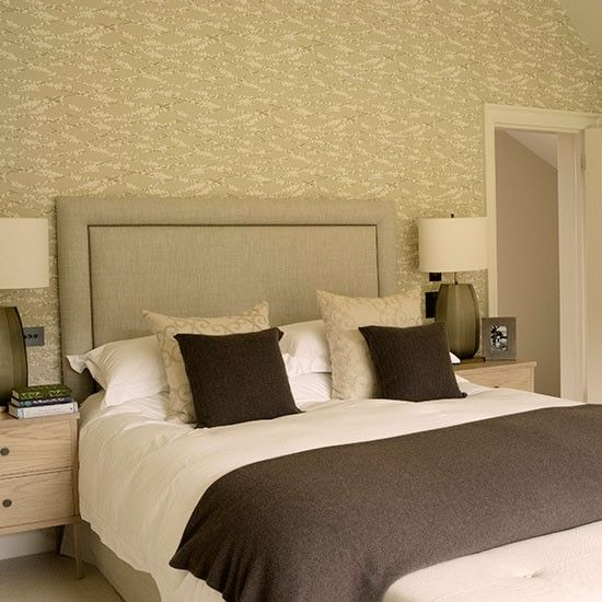 25 best ideas about cream bedrooms on pinterest cream for Brown and cream bedroom
