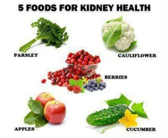 Healthy Kidney Food