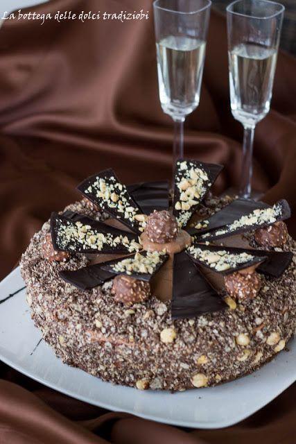 La bottega delle dolci tradizioni: Torta nocciolata