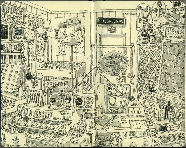 Progressive rock by *MattiasA on deviantART