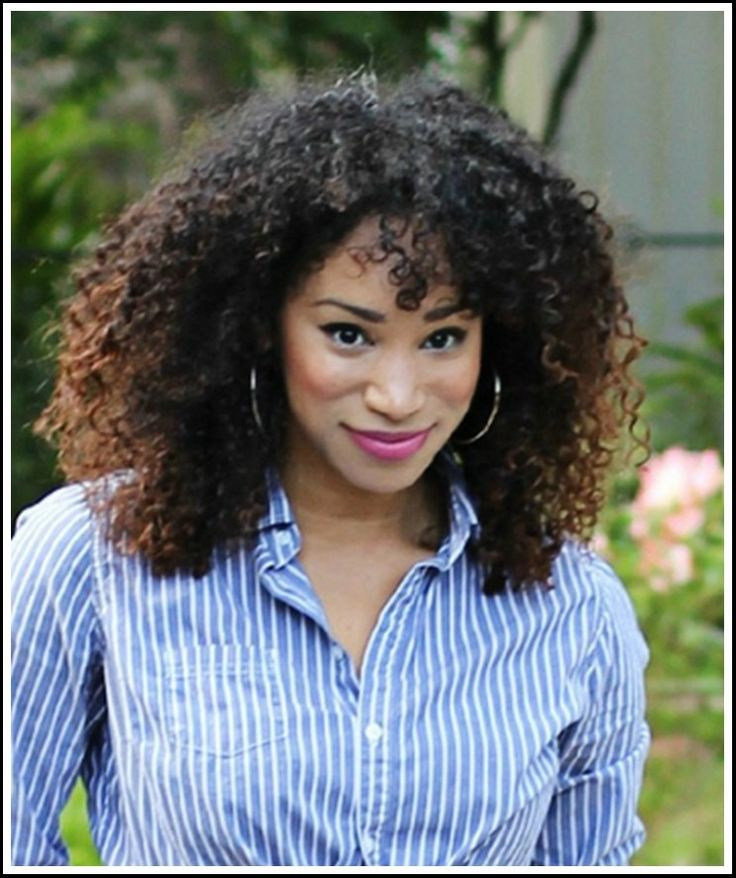 Easy Professional Hairstyles For Curly Hair Http