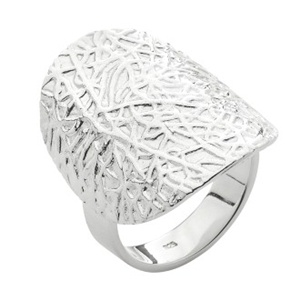 Pastiche Textured Matt Ring